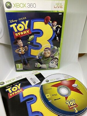 Toy Story 3 (xbox 360) PEGI 3+ Adventure