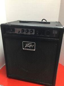 Ampli de bass Peavey à vendre