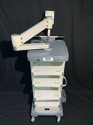 10 Used Karl Storz Endoscopy 9601 Hd Carttower