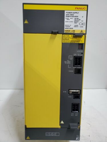 Fanuc A06b-6150-h030 Power Supply Fully Refurbished!!! Exchange Only