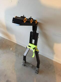 Stanfred twin pole 3 clamp bike rack/carrier ***reduced price***