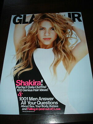 Glamour Outfit Ideas (Glamour Magazine February 2014 Shakira Perfect Date Outfits 100 New Hair)