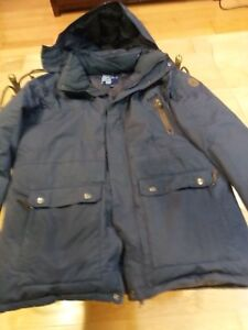 Men's winter coat down fall size XL $60.00