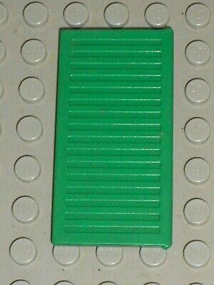 RARE Volet vert LEGO Vintage green Window 1 x 3 x 5 Shutter ref 791 / Set 232