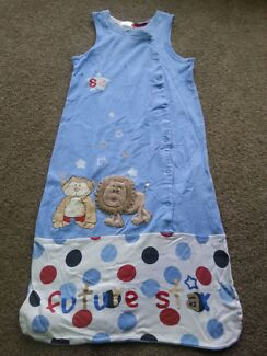 Dymples cotton sleeping bag - size 2 Heathwood Brisbane South West Preview