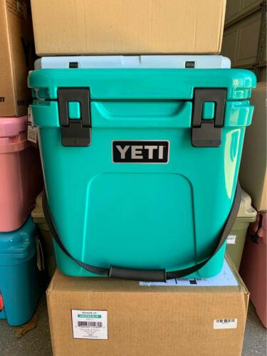 Yeti Roadie 24 Aquifer Blue - Free Shipping