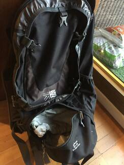 70-80 litre (adjustable size) rucksack - durable, hardly used Melbourne CBD Melbourne City Preview