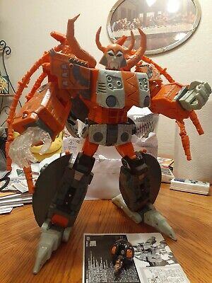 Takara Tomy Transformers 2010 Dominator Unicron Japan version Authentic