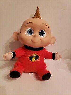 Disney Pixar Incredibles 2 Baby Jack-Jack Talking Sound Alert Doll ](Baby Jack Jack Incredibles)