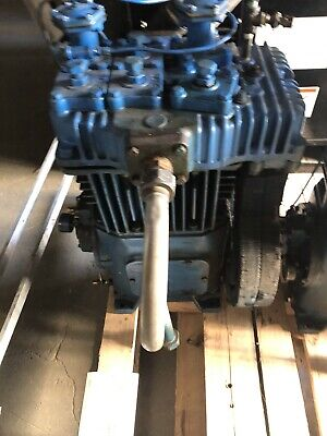 Quincy 350 Compressor Pump