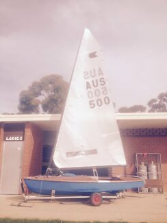 Ok dingy  Lake Boga Swan Hill Area Preview