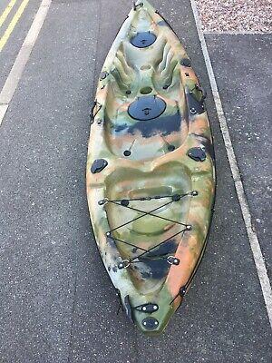 Galaxy World Cruz Kayak