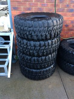 Federal Couragia tyres 35x12.50 r15