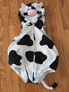 Carters cow costume