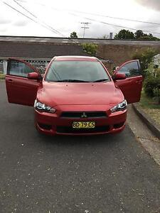 2009 Mitsubishi Lancer sedan low km like brand new Panania Bankstown Area Preview