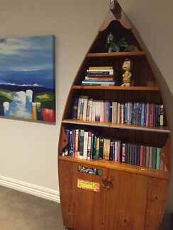 Two bookcases for $150,wine rack for $199 only! Beaumaris Bayside Area Preview