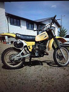 1981 Yamaha yz46