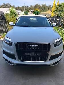 2014 (my15) S Line Audi Q7  TDI Quattro Wagon with Upgrades Wollongong Wollongong Area Preview