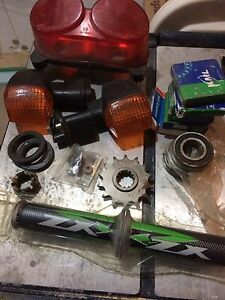 98 to 02 zx6r parts
