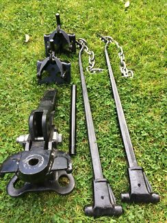Hayman Reece Weight Distribution Hitch