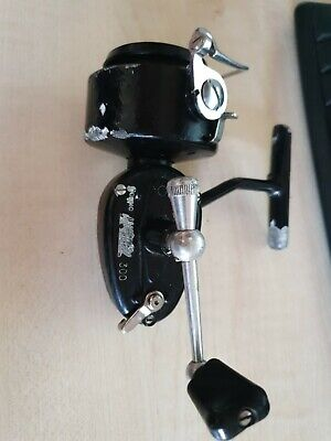 Vintage Mitchell Garcia 300 Fishing Reel Made In France
