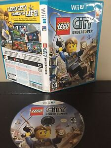 LEGO city for Wii U.