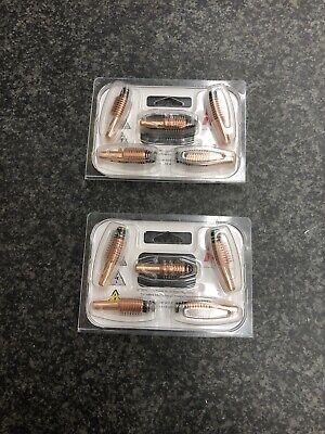10 Genuine Hypertherm Electrode 220842 10a 105a Plasma 45xp 65 85 105 Hrt