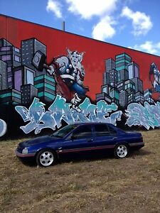 Ford ed xr6 Tickford 5 speed Honest 21500k Beenleigh Logan Area Preview