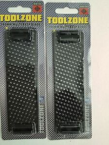 2 X 140mm surform blade great for dryliners (fits Stanley etc) 65mn multi rasp
