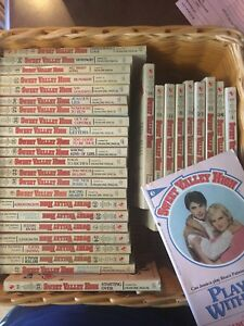 Sweet Valley High Series.
