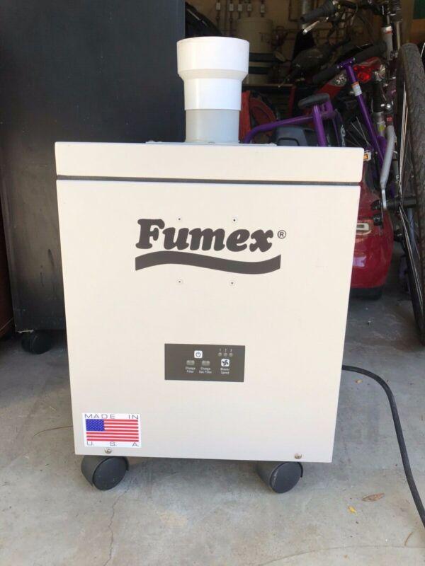 FUMEX FA1-Mini Laser Fume Extractor (Laser engraving, Welding, Soldering)