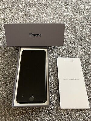 Apple iPhone 8 - 256GB - Space Grey (Vodafone) Boxed  A1 Condition