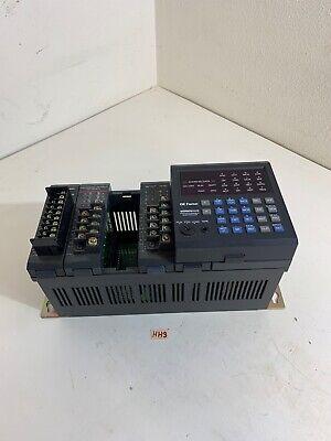 Koyo Direct Logic 305 Plc Rack D3-05b-1 5 Slot Wmodules Ge Fanuc Programmer