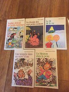 Livres jeunesses - édition la courte échelle