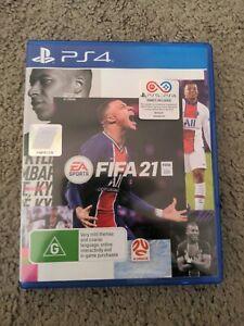 Fifa 21 PS4 PlayStation 4 Game