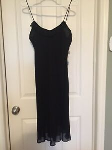 Brand new with tags Ralph Lauren black dress