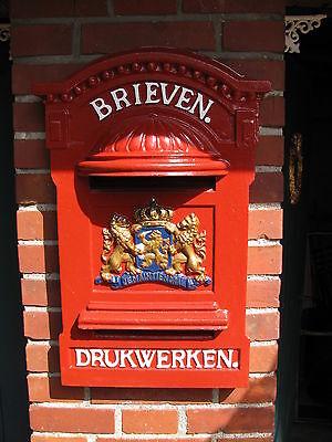 Briefkasten, Post, Zeitungsbox, Zeitungsfach, Brief