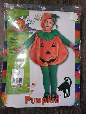 O Child Pumpkid Pumpkin Halloween Costume Size Infant