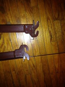 Bed Frame , md  brace, needs head and foot board, 20.00/OBO London Ontario image 2
