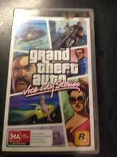 GRAND THEFT AUTO VICE CITY STORIES PSP IN CASE Reynella Morphett Vale Area Preview