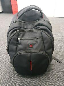 Premium black school/business laptop bag