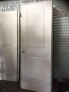 Corinthian Panel Doors- Wardrobe (2x Doors) South Morang Whittlesea Area Preview