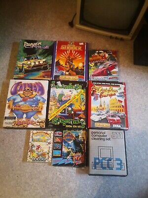 AMIGA SPIELE / Commodore Amiga | Original Spielesammlung