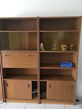 Wall unit x2 Raby Campbelltown Area Preview