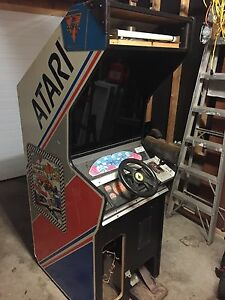 Arcade Machine cabinet Mame potential