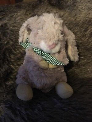Rabbit Soft Toy Cute Ideal For Easter
