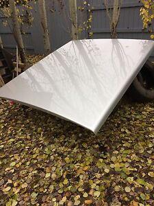 Dodge Ram fibreglass tonnue cover