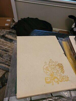 Elfquest Book 4 Hardcover Signed