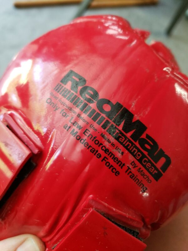 RedMan XP Enhanced Head Gear Tactical Training has been cut please see pictures
