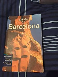 Lonely planet Barcelona Maylands Bayswater Area Preview